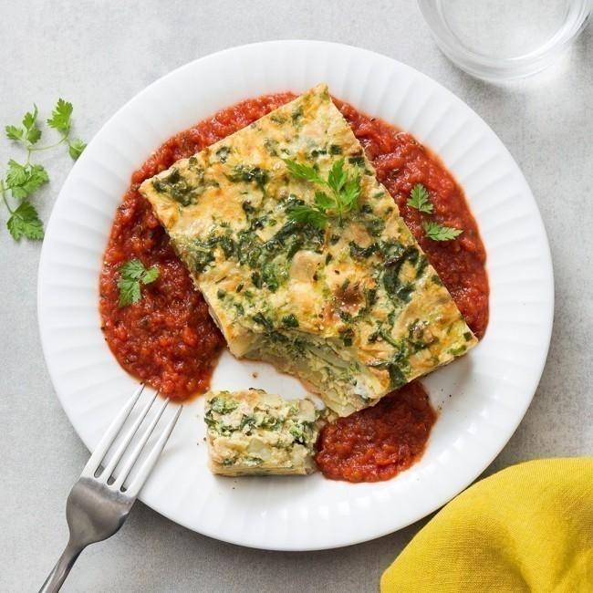Tortilla (omelette espagnole) - Plats - Calories