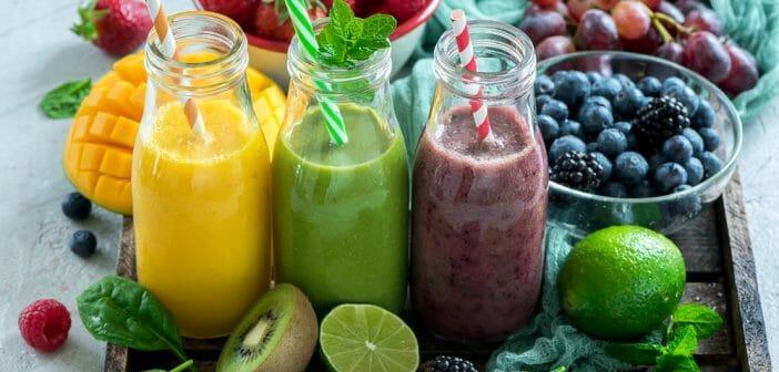 smoothie le plus sain pour perdre du poids
