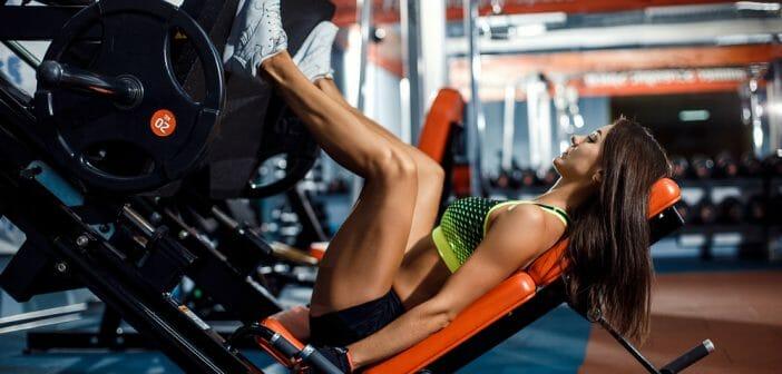 Les 3 meilleurs exercices pour perdre du poids des cuisses et des fesses