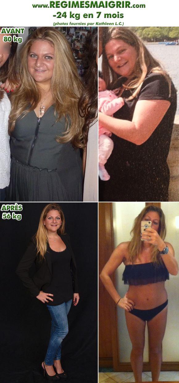perte de poids pour une femme de 46 ans