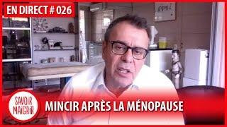 minceur après la ménopause