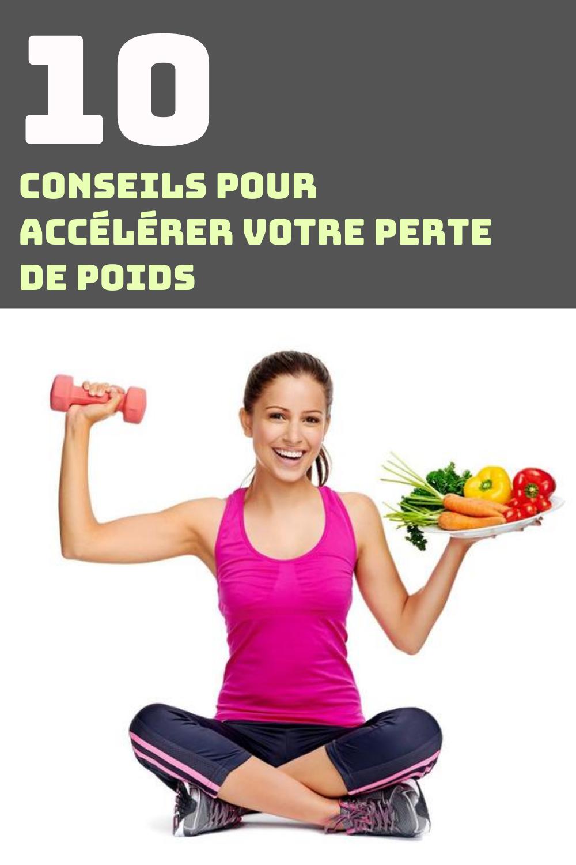 accélérer les conseils de perte de poids