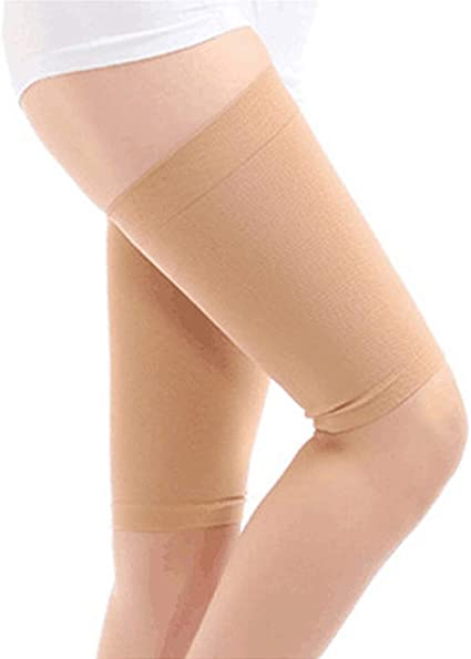 Jeu de chaussettes minceur cuisses forme Leg Stretch élastique pour jambe