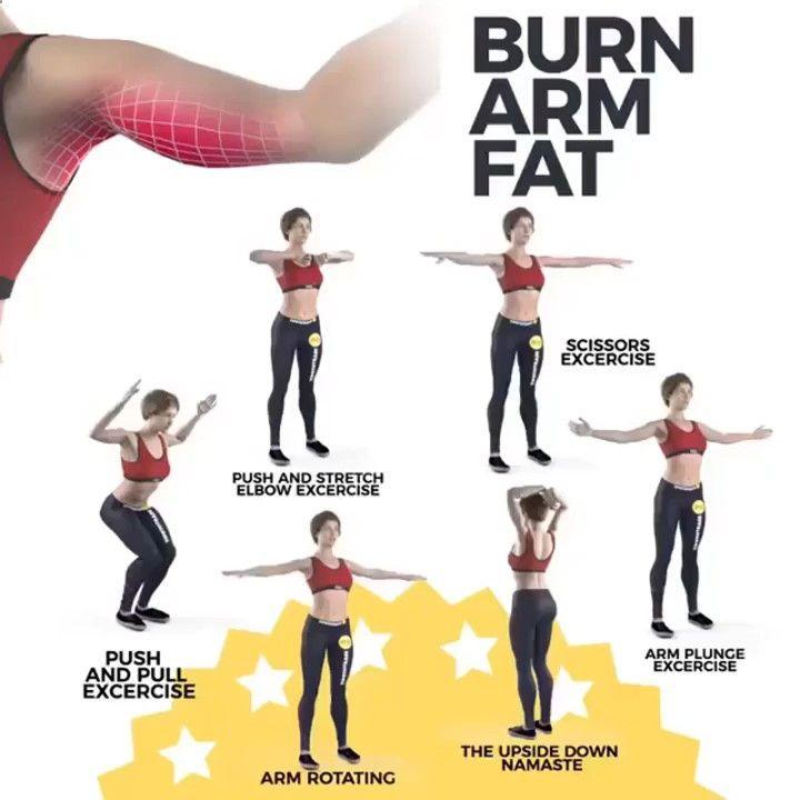 perdre la graisse du haut du bras en 2 semaines