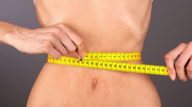 anorexie avant et après la perte de poids