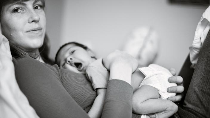 perte de poids un mois après laccouchement