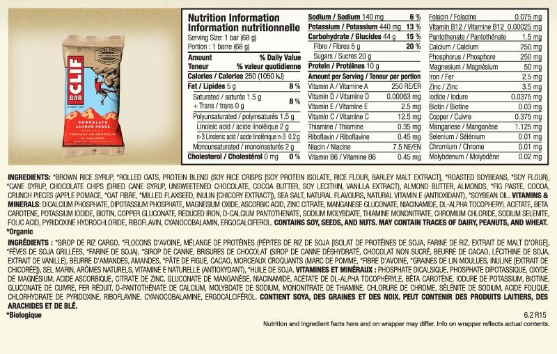 barre clif pour perdre du poids effets secondaires du thé minceur véritable beauté