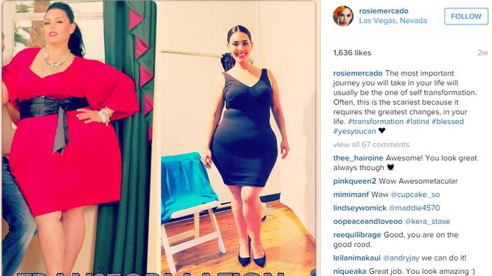perte de poids grosse dame