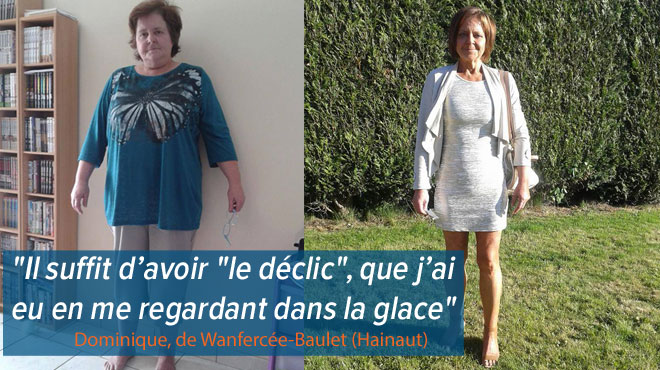 35 kg de perte de poids en 3 mois