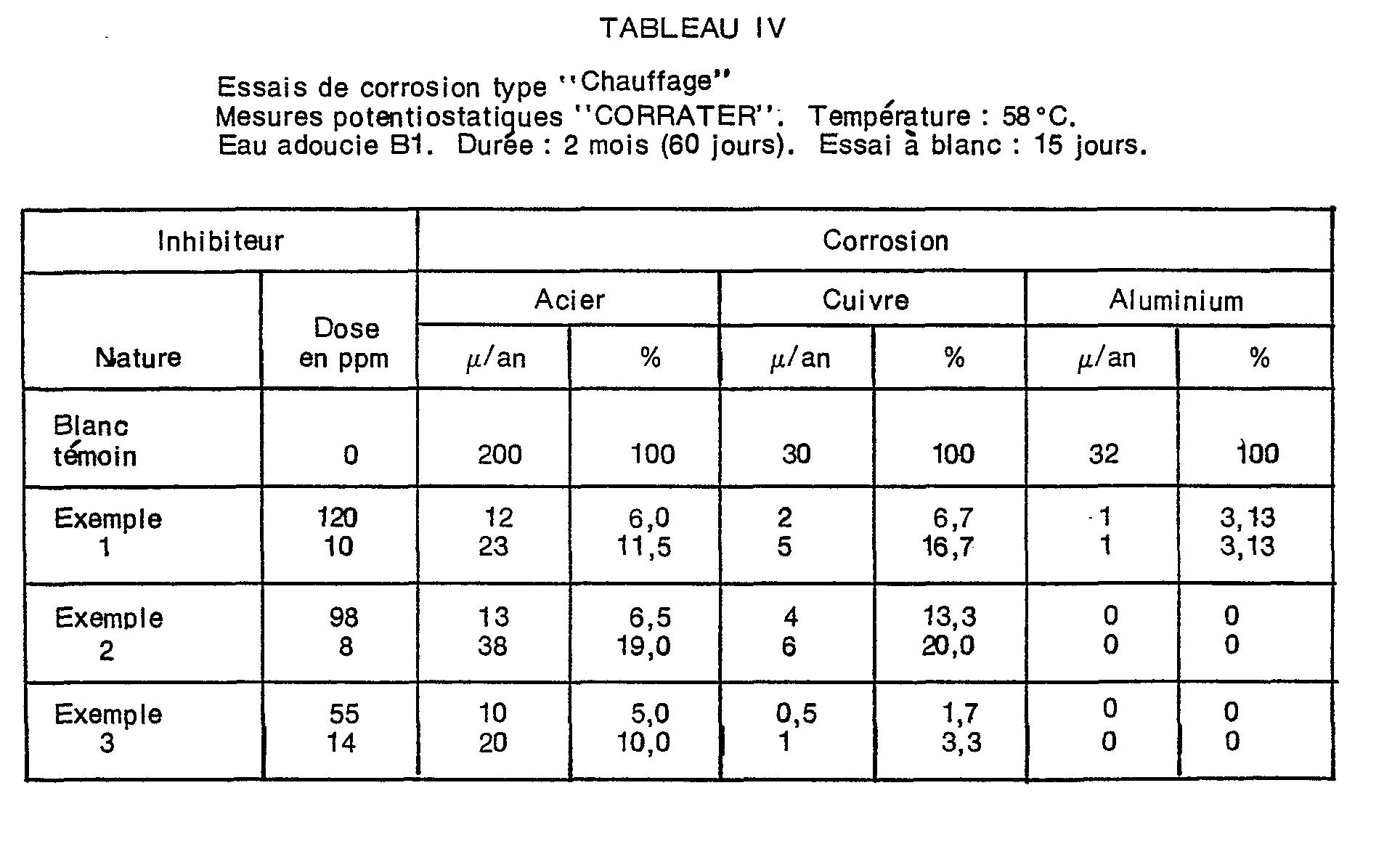 Méthode de perte de poids de taux de corrosion. Méthode pour la mesure de corrosion