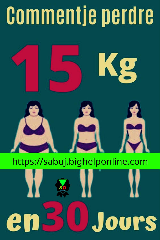 perdre 15 kg de poids 7 jours façons de mincir pendant la grossesse