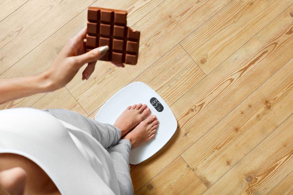 adolescente a besoin de perdre du poids