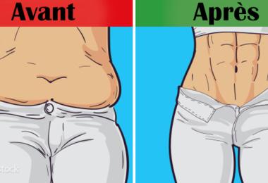 perdre de la graisse abdominale en 6 semaines