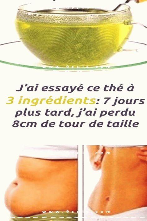 thé minceur ventre les médicaments adhd vous font perdre du poids