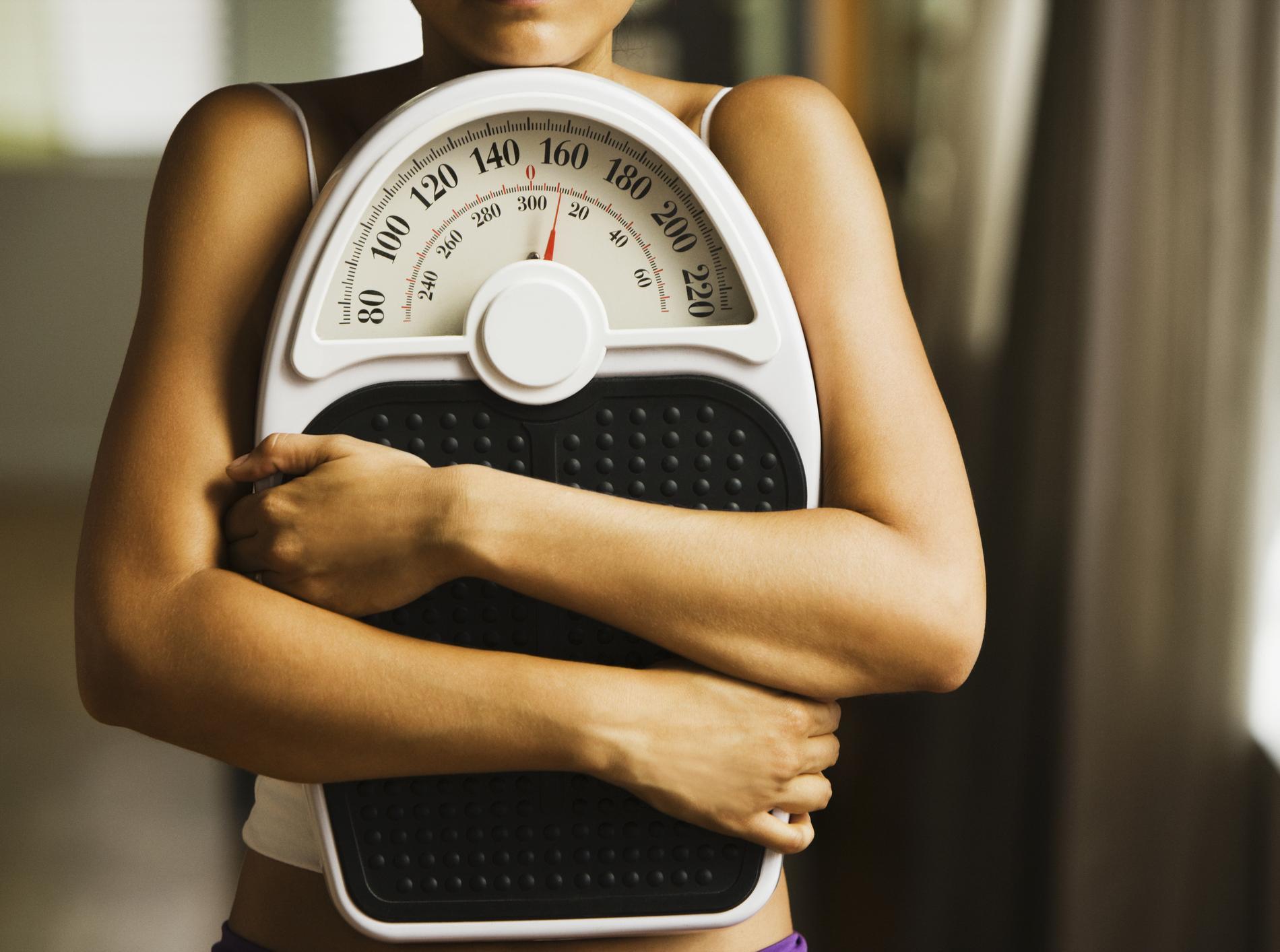 allez-vous perdre du poids dans vos doigts