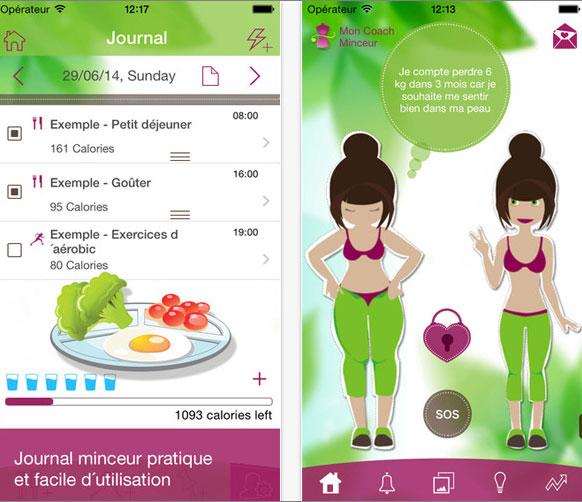 recomp vs perdre du poids