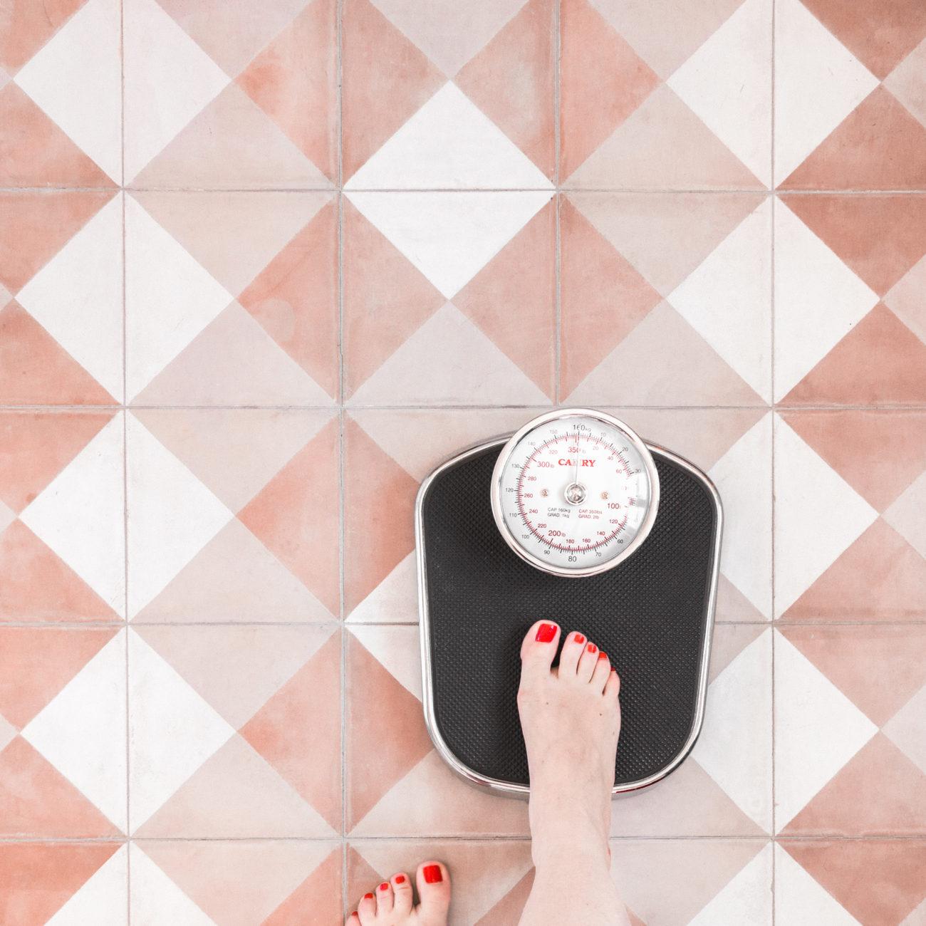 ambre rachdi perte de poids