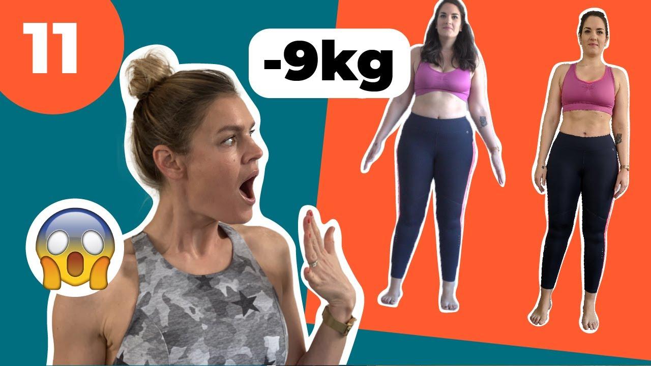 ashley rs perte de poids