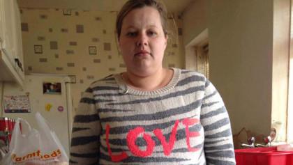 femme perd du poids après que son mari la quitte