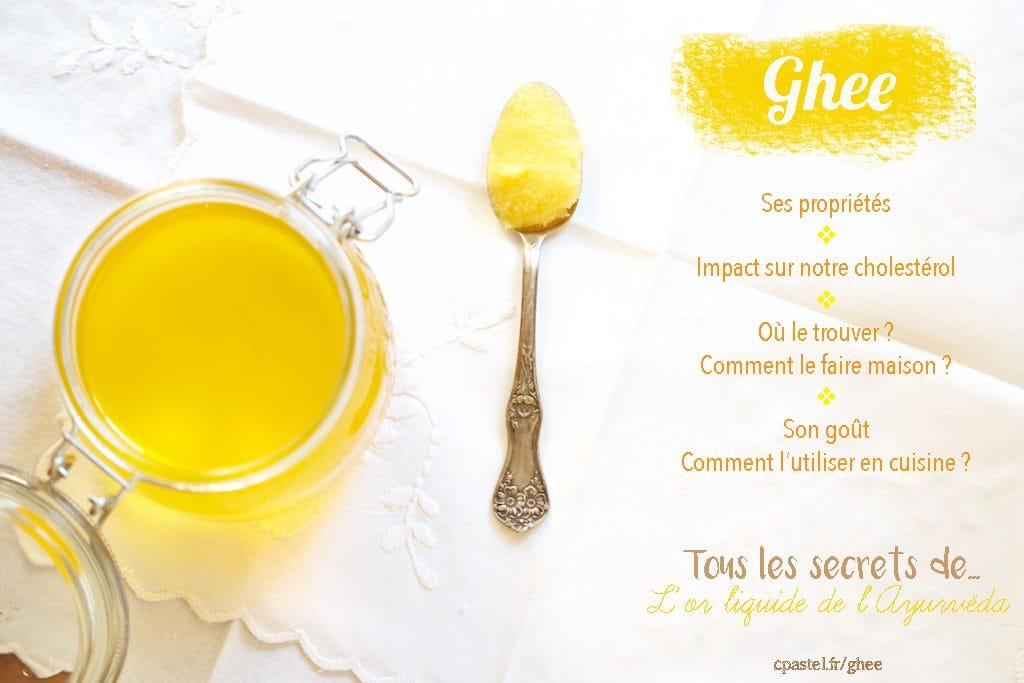 Ghee | Guide complet : Goût, utilisation, perte de poids, cuisine, achat