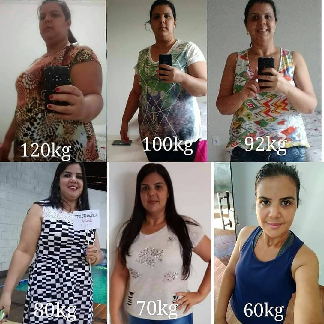 perte de poids 100kg à 60kg