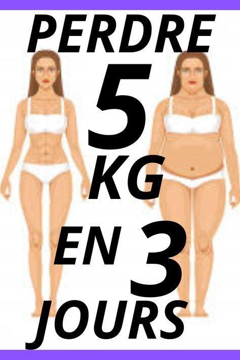 signifiant perte de poids