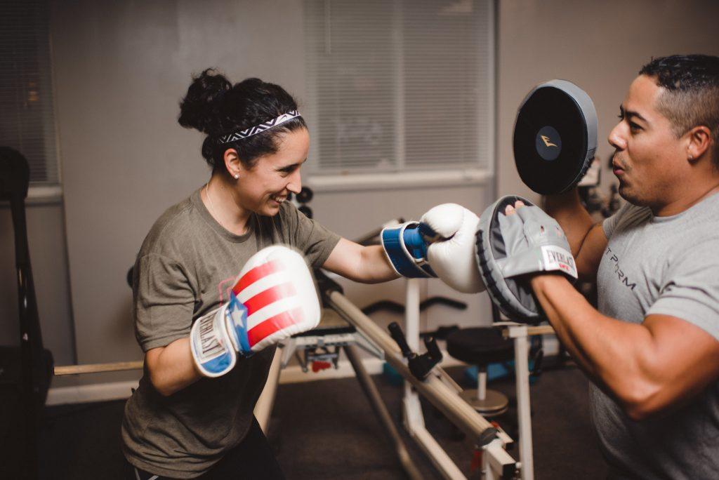 boxercise pour perdre du poids