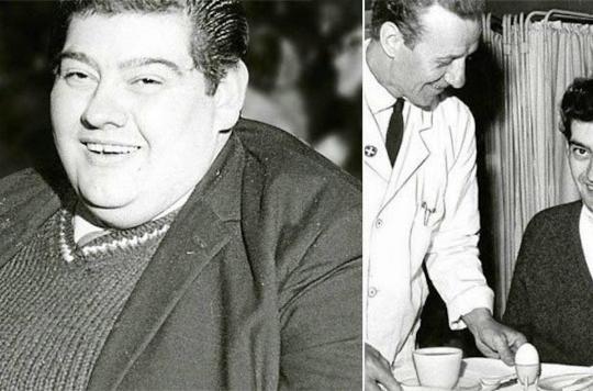La perte de poids radicale de Juan Pedro Franco, anciennement l'homme le plus gros du monde