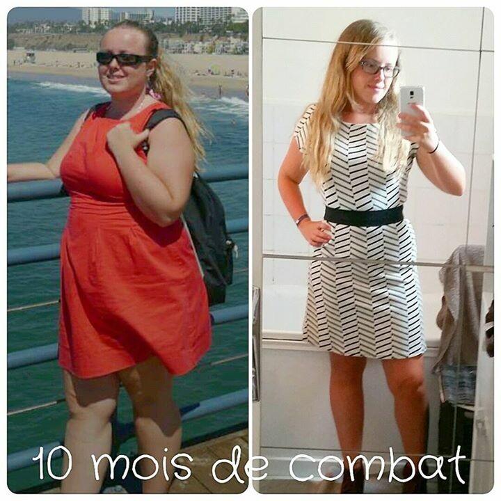 La perte de poids après 40 histoires vraies