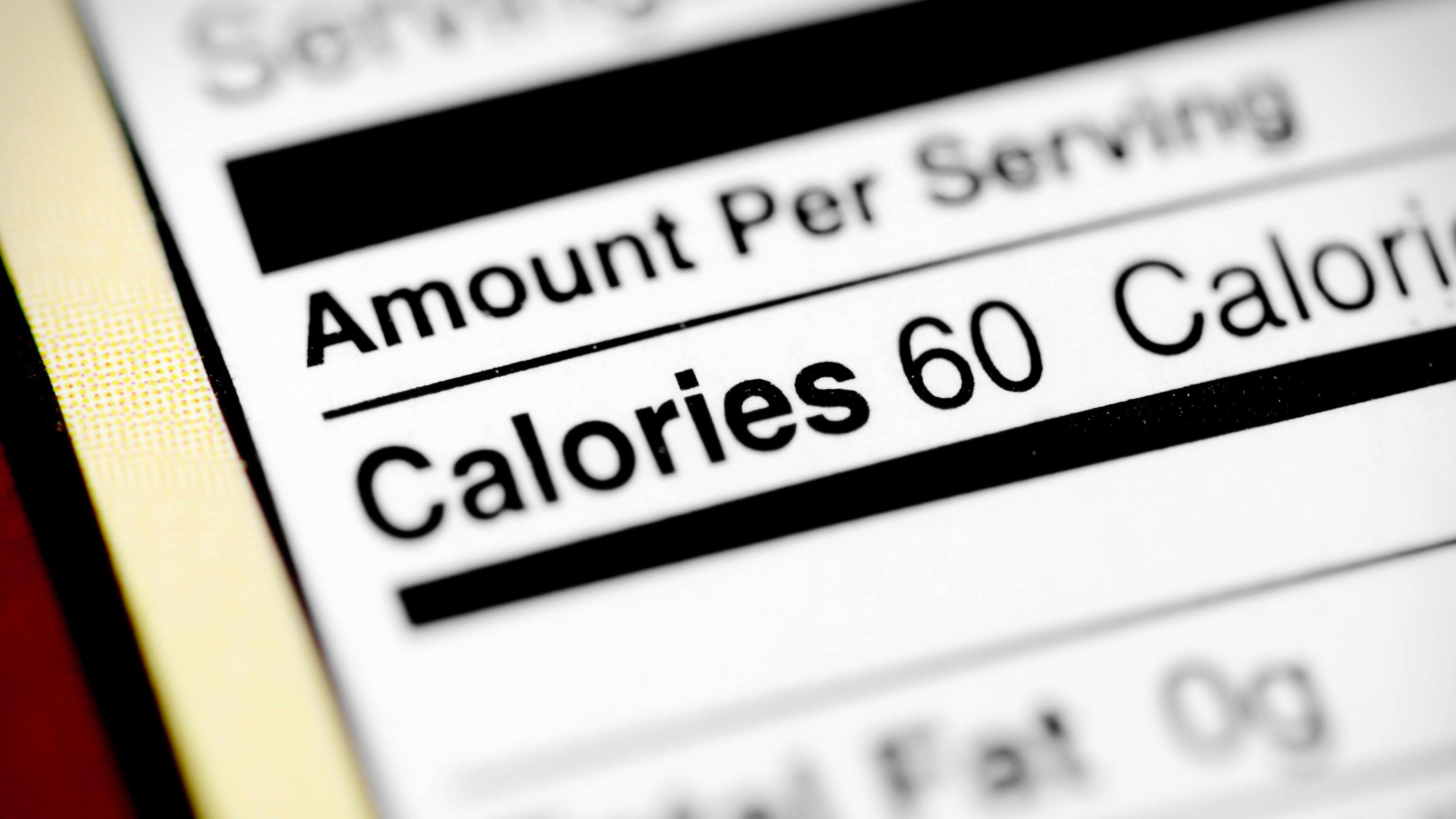 1500 calories par jour, qu'est-ce que ça représente ?