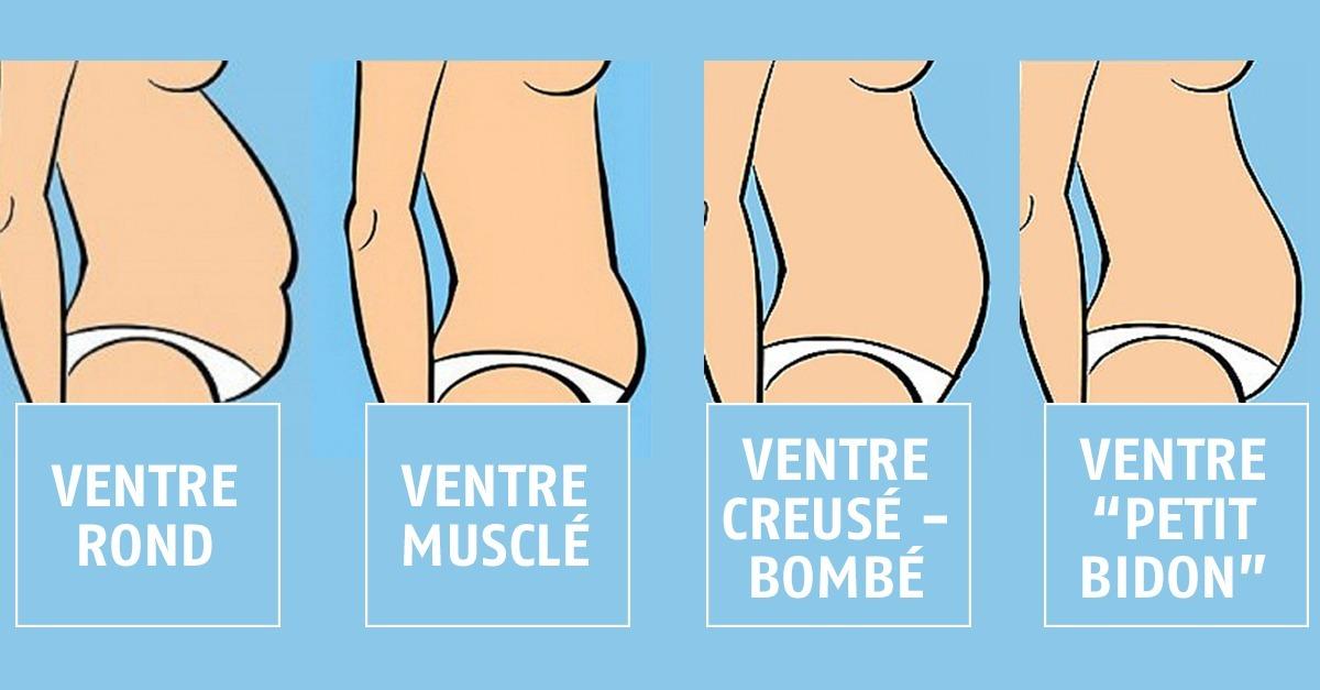 comment perdre de la graisse au milieu
