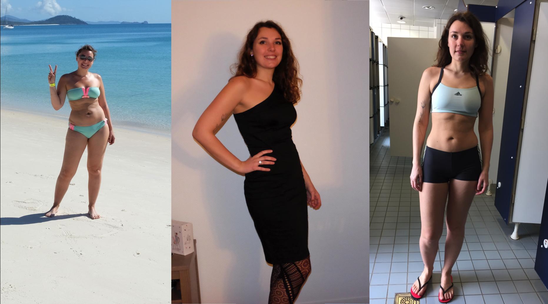 perte de poids et comment ils lont fait
