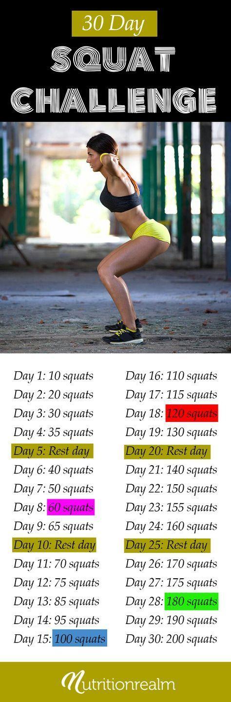 défi de squat de perte de poids perdre du poids à quelle vitesse