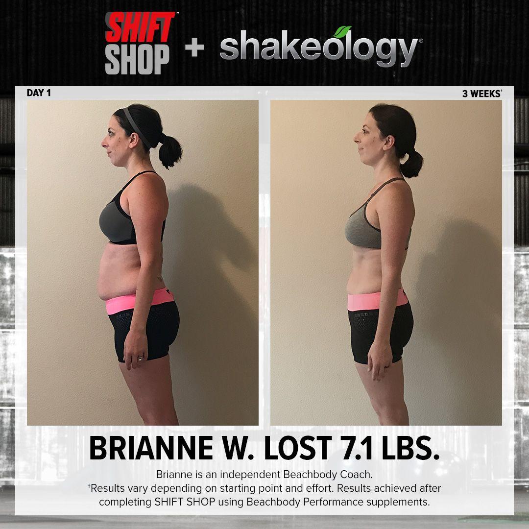 comment perdre du poids sur shakeology