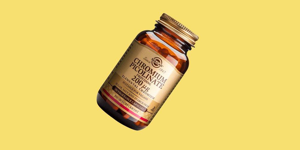 Le Picolinate de chrome, ses bienfaits et dosage