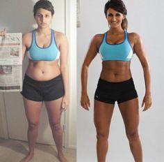 perte de poids féminine avant et après tumblr
