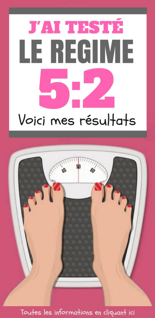 5 2 taux de perte de poids