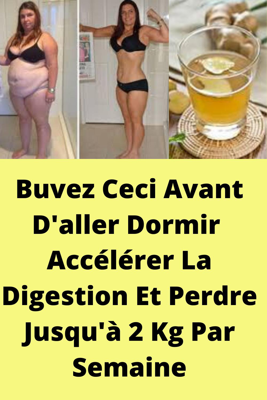 Perdre 2 kilos en une semaine, c'est possible ? | Fourchette & Bikini