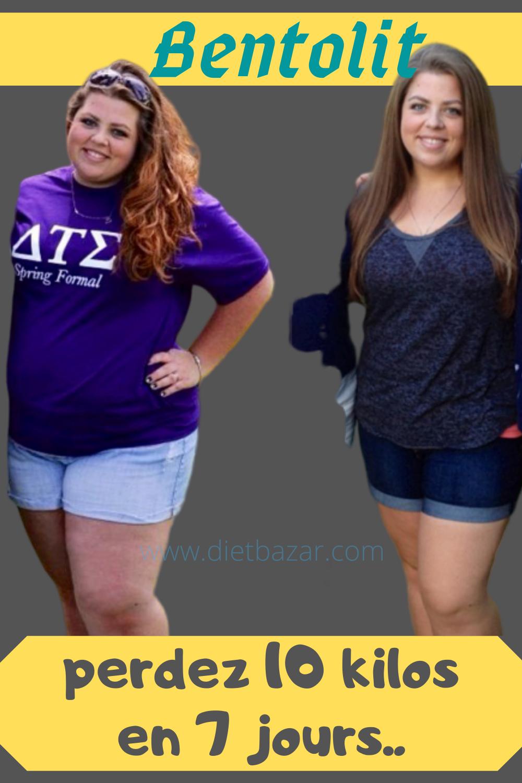 jeunesse de perte de poids