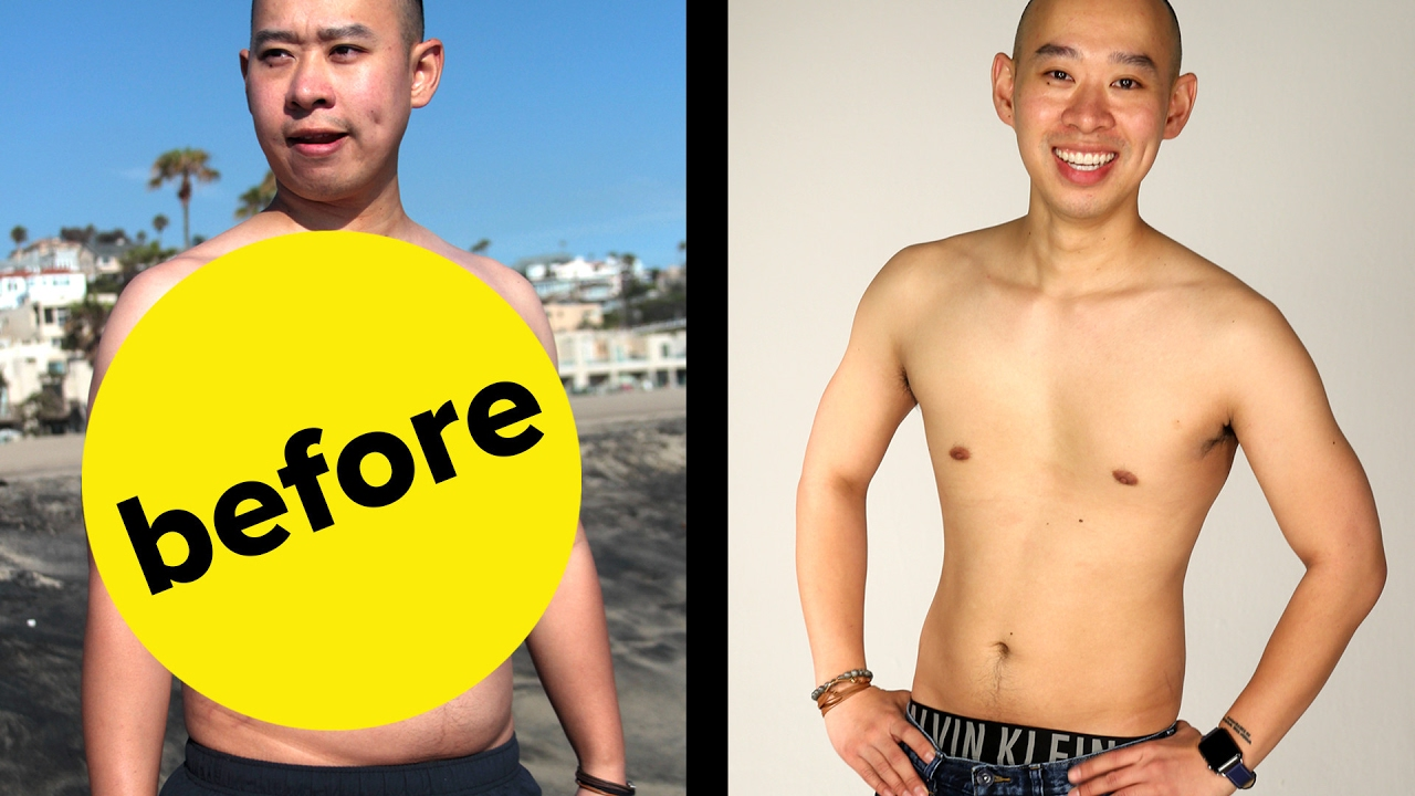 kane buzzfeed perte de poids