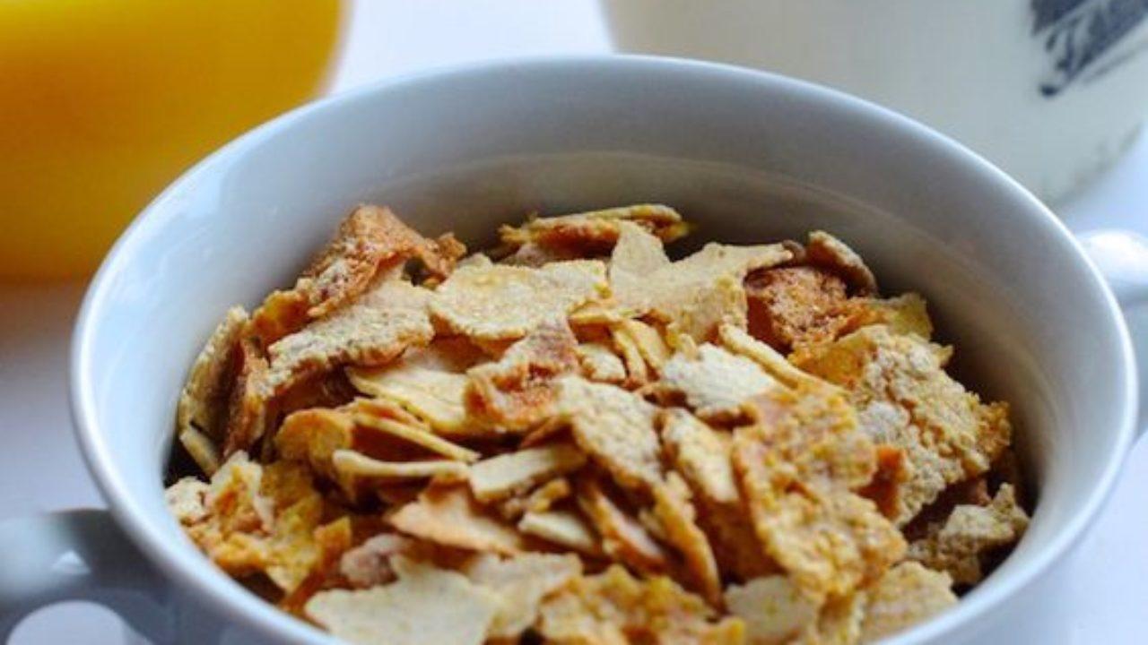 les flocons de maïs sont-ils sains pour perdre du poids