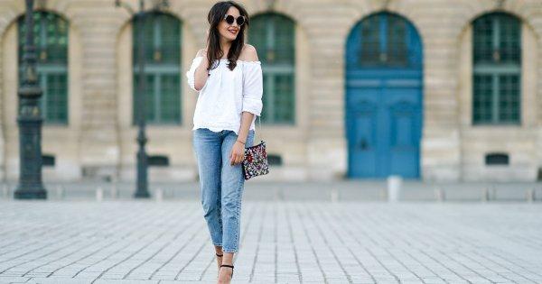 Des jeans conçus suivant la morphologie : Curve ID de Lévi's - Cristina Cordula