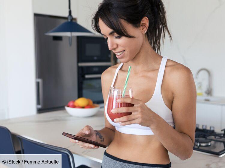 veulent perdre du poids manger moins