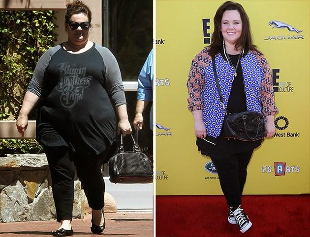 mccarthy perte de poids