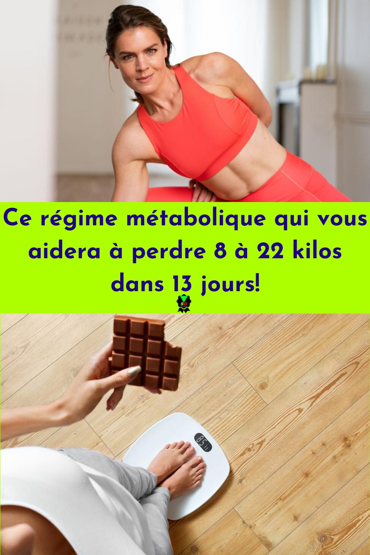 Booster son métabolisme : 8 conseils simples pour hacker son corps et perdre du poids