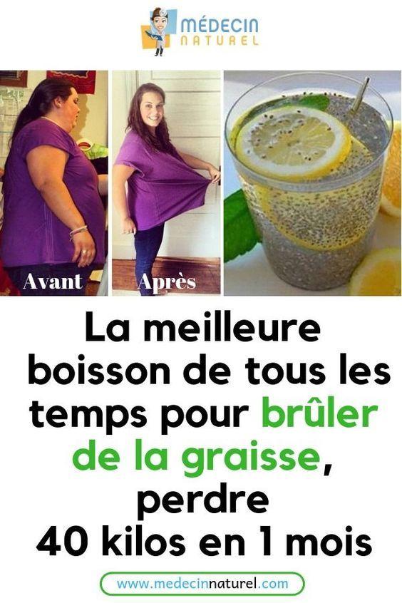 meilleure boisson naturelle de perte de poids combien de perte de poids en semaine