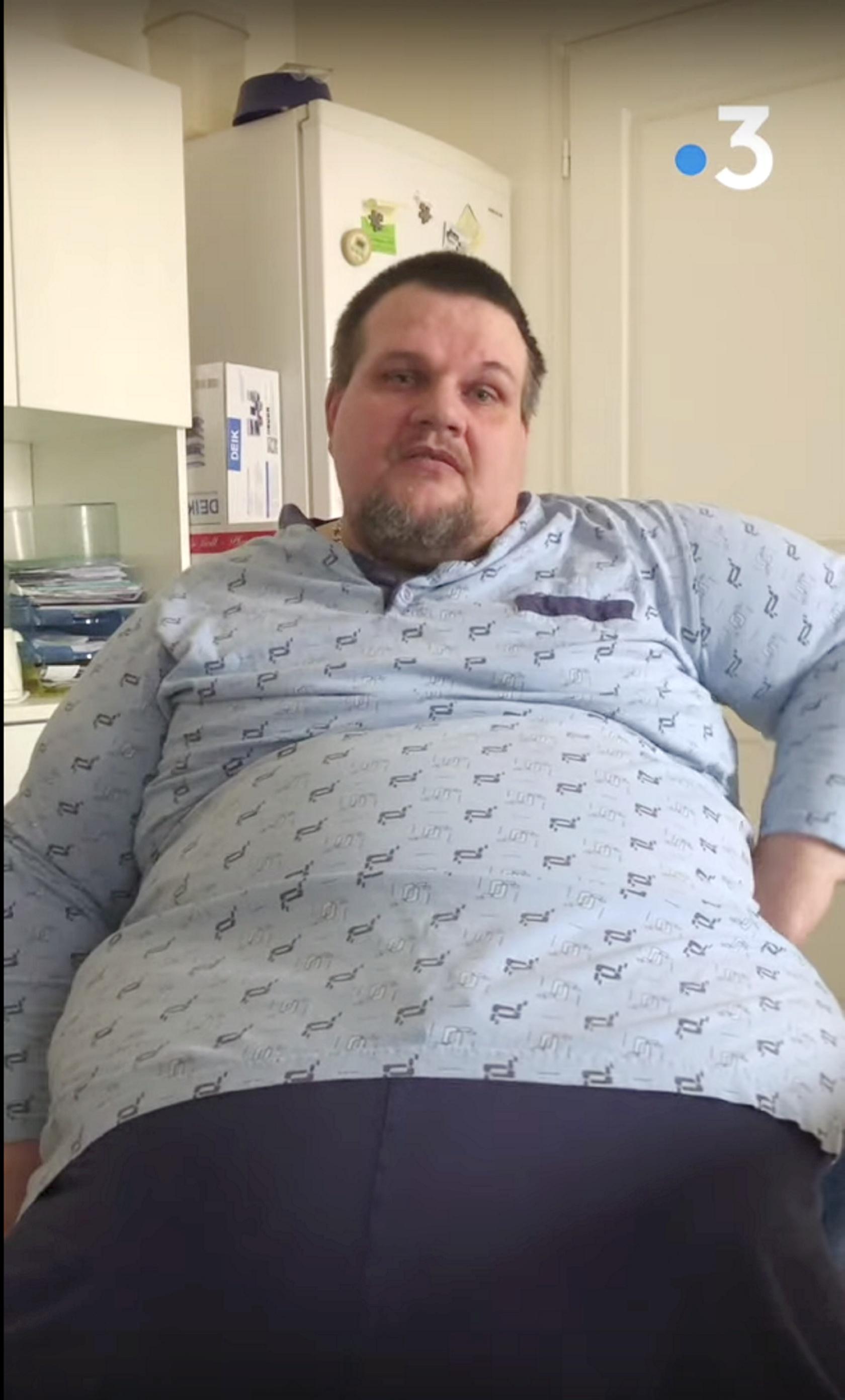 obèse morbide et ne peut pas perdre de poids