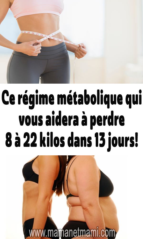 perdre du poids 27 jours
