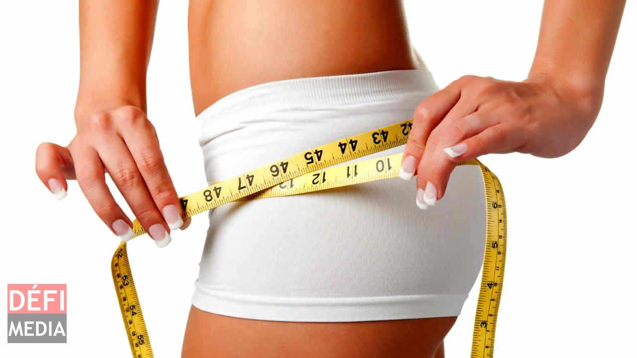 perdre du poids descendre une pointure