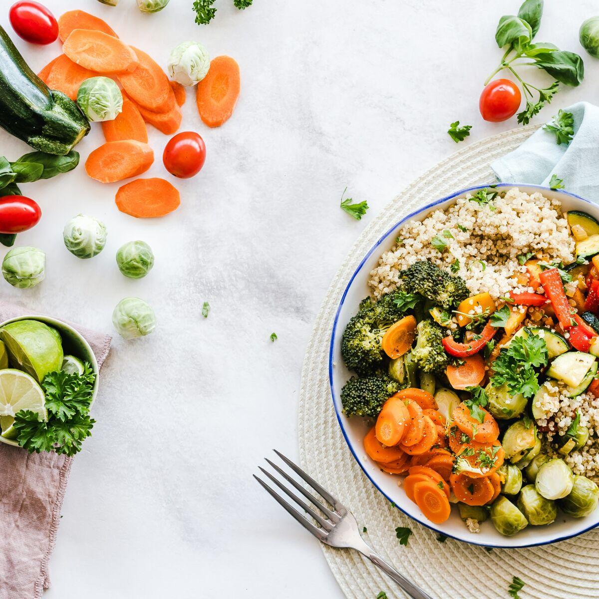 perdre du poids le repas du soir